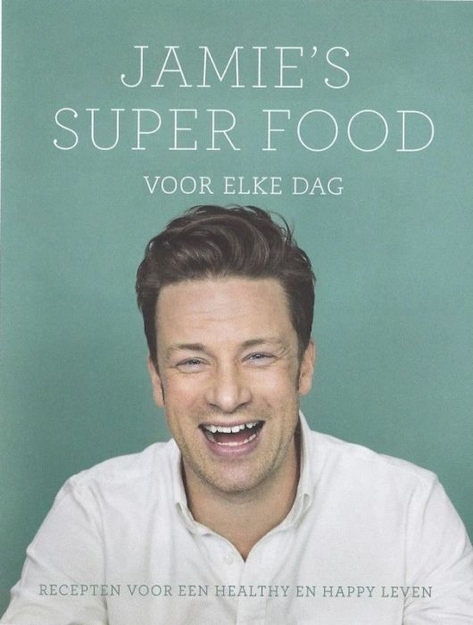 Jamie's Super Food - 1