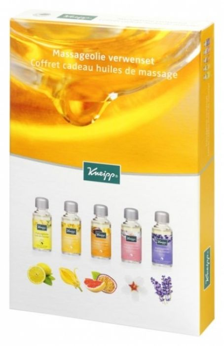 Kneipp Massagemomenten - 1