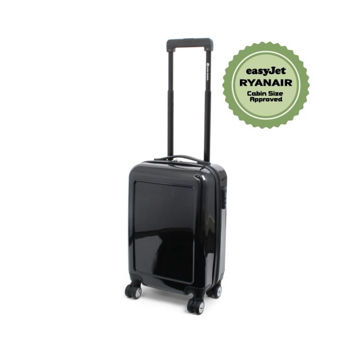 Cabin Size Trolley Customize Black - 1