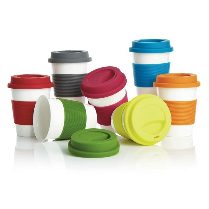 PLA Coffee cup, groen - 1